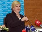 Kolinda: Napadaju me oni koji ne žele da BiH uđe u EU i NATO