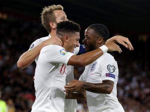 Ronaldo utrpao četiri komada, ljepotica Engleske i Kosova s osam golova
