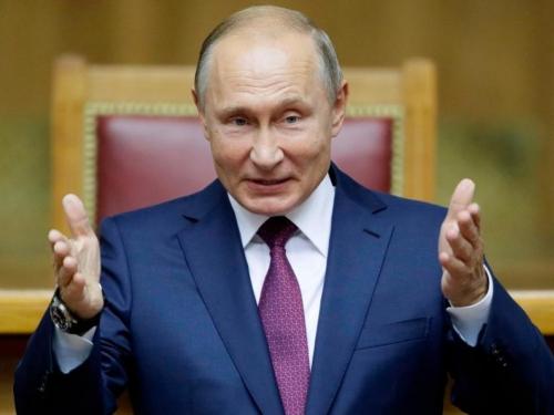Putin: Rusija može koronavirus pobijediti u tri mjeseca