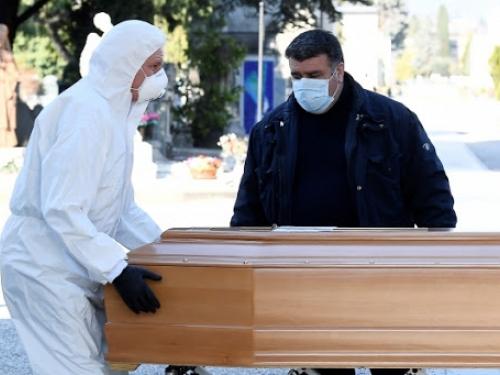 Najcrnji dan u Italiji: Umrlo skoro 1000 ljudi