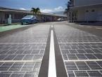 Francuska otvorila prvu solarnu cestu
