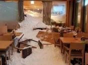 Uzbuna u Alpama, stiže još metar snijega. Lavina zatrpala hotel u Švicarskoj