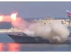Ruski brod ispalio raketu i zamalo pogodio samog sebe