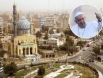 Zbog pape Franje Irak i formalno priznao Božić