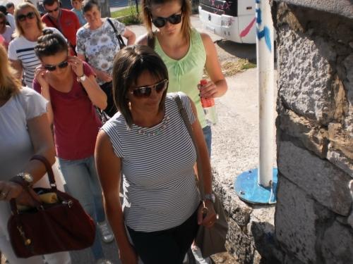 FOTO: Ramci hodočastili svojoj Gospi u Sinj