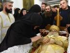 Pokopan mitropolit Amfilohije, nazočili Dodik i Vučić