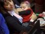 Zastupnica dojila bebu tijekom zasjedanja