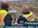 Alkoholizirani državljanin BiH izazvao kaos na željezničkoj postaji u Münchenu