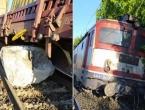 Teretni vlak iskočio iz šina nadomak Mostara