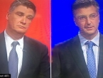 Završilo prvo sučeljavanje dvojice najmoćnijih hrvatskih političara