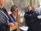 Kardinal Vinko Puljić prisustvovao Križom putu u Jeruzalemu