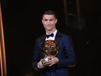 Peta Zlatna lopta je u Ronaldovim rukama