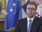Vučić: Neću priznati Kosovo u ovim granicama