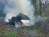 Obitelj stradalog pilota potresena: 'Pola sata prije leta me nazvao i rekao da izađem na terasu...'