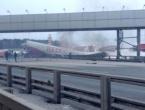 Pored Moskve srušio se putnički avion!