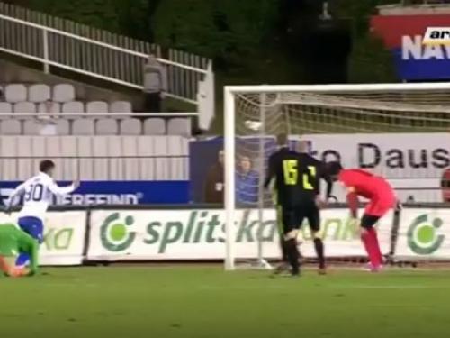 Pogledajte gol vratara koji je ostavio Hajduk u borbi za titulu