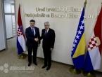 Nedolaskom u Mostar Izetbegović i Zvizdić poslali poruku