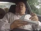 Skrivena kamera: Vozačica skratila instruktorima 'pola života'