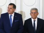 Džaferović novcem iz tekućih rezervi financirao Mlade muslimane, a Dodik Bele vukove
