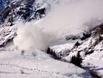 Lavina zatrpala skijaše u Francuskoj