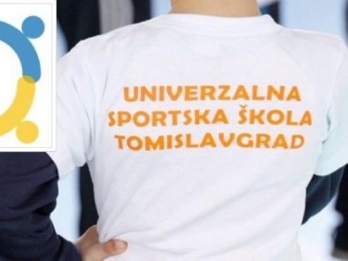 Male športske igre u Tomislavgradu