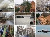 Moćna oluja snažno udarila diljem sjeverne Europe