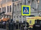 Taksijem se zabio u navijače u Moskvi, osmero ozlijeđenih