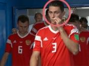 Što su ušmrkavali ruski nogometaši na poluvremenu?