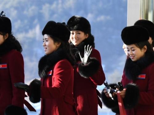 Mračna pozadina sjevernokorejskih navijačica s Olimpijskih igara