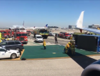 Nesreća u Los Angelesu: Sudarili se avion i kamion