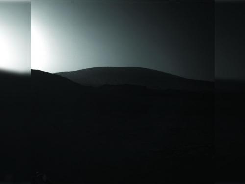Vanzemaljska ljepota: Izlazak sunca na Marsu