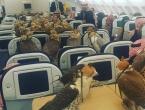 Saudijski princ kupio avionske karte za svojih 80 sokolova