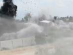Izraelci digli u zrak tunel kroz koji su Palestinci htjeli prijeći granicu