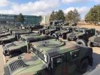Na Kosovo stigla oklopna vozila