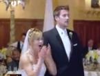 VIDEO: Sve samo ne obično vjenčanje