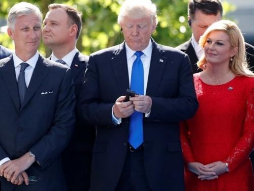Bijela kuća najavila susret Trumpa i Grabar Kitarović