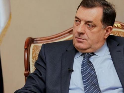 """Dodik: """"Ne znam što je motiv predsjednice RH da mijenja sporazum"""""""