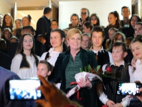 Kolindu dočekalo nekoliko tisuća Hrvata Uskoplja i Bugojna
