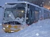 Novi snijeg u zametenoj Europi očekuje se za vikend
