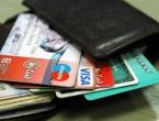 Građani u BiH kartice još uvijek uglavnom koriste za podizanje gotovine