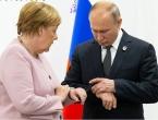 Merkel dolazi kod Putina, razgovarat će bez prevoditelja