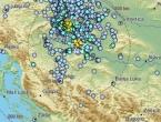 Prilično jak potres opet zatresao središnju Hrvatsku: 'Bilo je kratko, ali se dosta zatreslo'