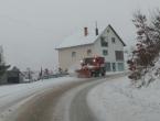 Snijeg i susnježica u Rami