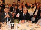 Čović, Puljić i Plenković na donatorskoj večeri u Zagrebu