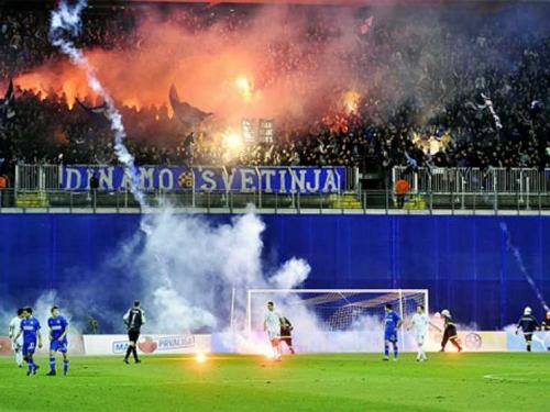 UEFA ponovo kaznila Dinamo