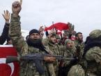 Turci nastavljaju operaciju 'Maslinova grana'