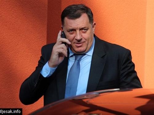 Dodik najavio kandidaturu na izborima 2018. godine