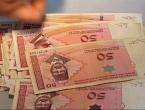 Plaće iz proračuna dobija 22.412 ljudi