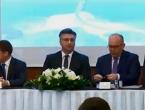 Potpisan ugovor o izgradnji Pelješkog mosta: Ovo je povijesni dan za Hrvatsku!