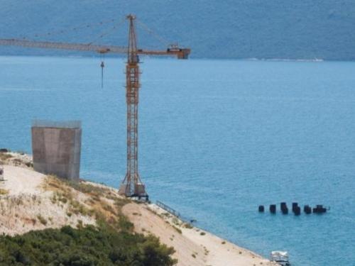 Odlučeno: Pelješki most gradit će kineski konzorcij